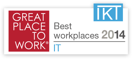 Great place to work 2014 - Best workplaces IT
