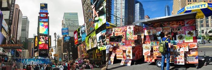 Eindrücke aus NYC