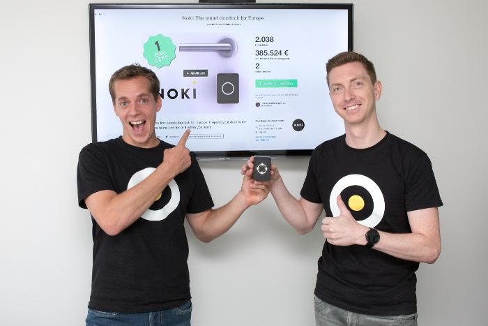 Noki Crowdfunding Kickstarter