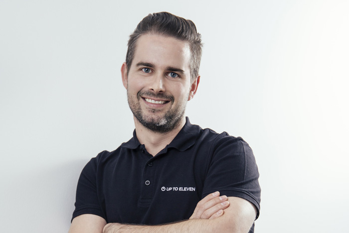 Matthias Ruhri Up to Eleven Company Builder